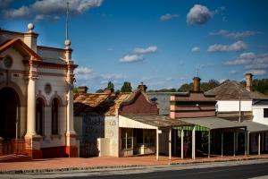 Australia Molong 'Time Warp' town