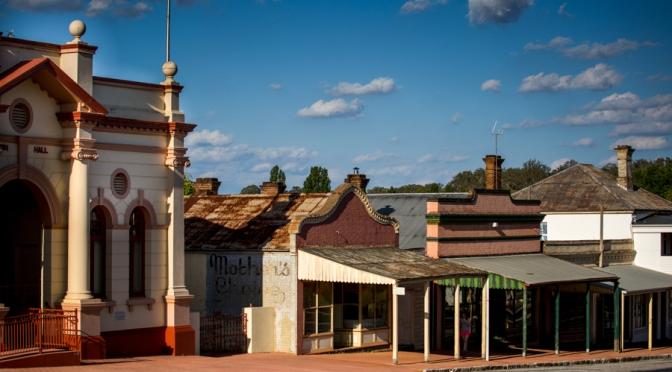 Australian Outback Towns – the Australian Photographer Shane Aurousseau