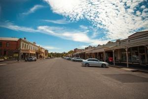 Australia Clunes Victoria nr Ballarat
