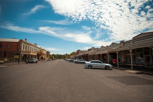 Australian Outback Towns