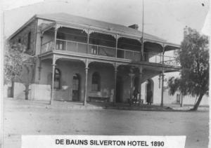 De Bauns Hotel Silverton NSW