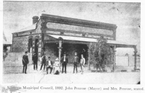 Silverton NSW Municipal Council