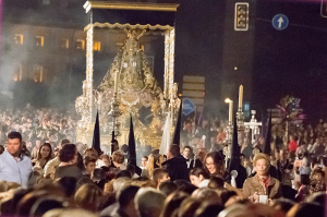 The Throne of the Mourning Virgin