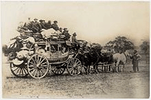 Stage Coach Cobb and Co