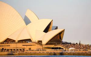 Australian Icon Sydney Opera House Image Shane Aurousseau