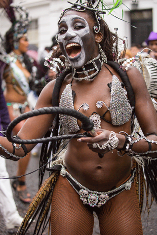 London UK Notting Hill Carnival