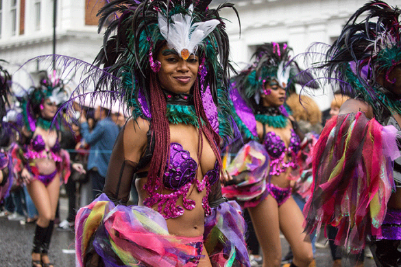 London Notting Hill Carnival - image Shane A