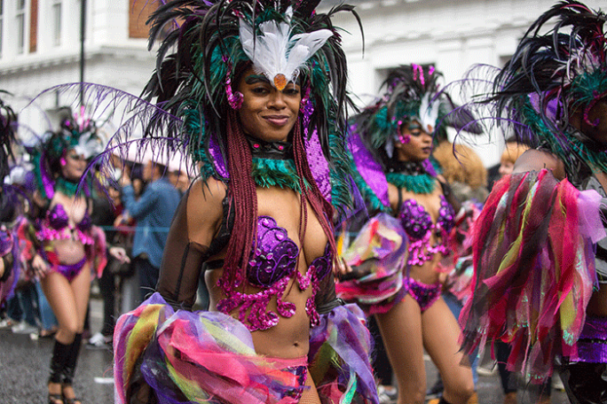 London Notting Hill Carnival - image Shane A