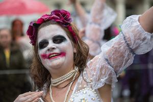 London UK Notting Hill Carnival - Image Shane Aurousseau