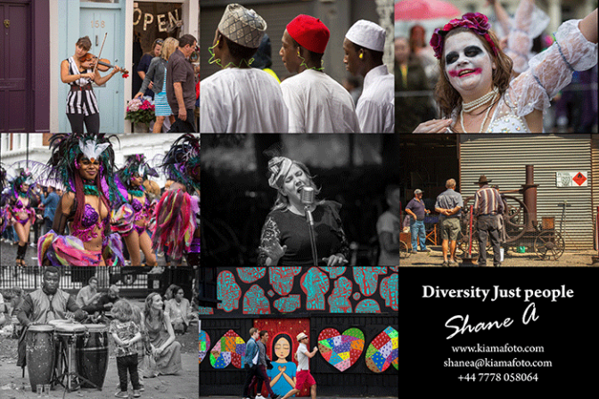 Diversity Just People