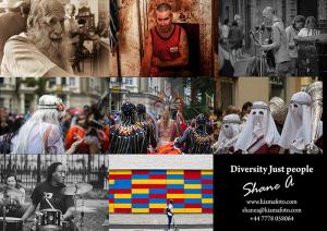 Diversity Just people - Images Shane Aurousseau