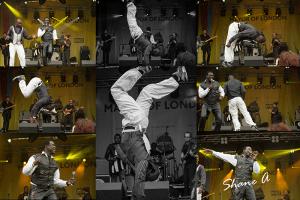 Diversity Just people - London performance - Image Shane Aurousseau