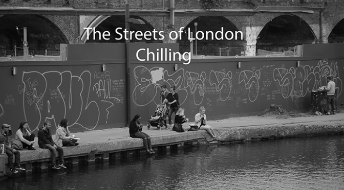 The Streets of London – Chilling Images Photographer Shane Aurousseau