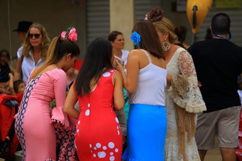Las Chicas de la Fiesta