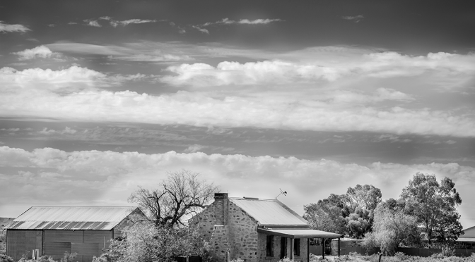 An Australian Journey in Black and White. Images Shane Aurousseau
