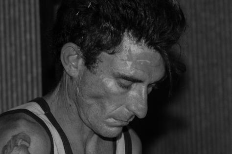 Portrait of a Shearer Yakka as a Business