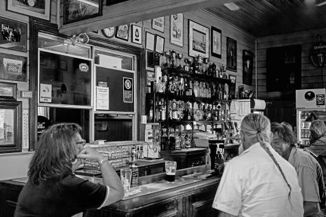 The Pub bar