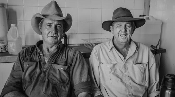 Australian Retrospective by Photographer Shane Aurousseau
