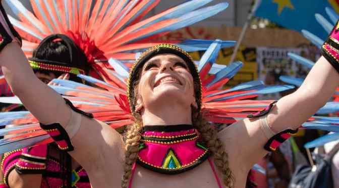 The Big Party Notting Hill Carnival 2019 in Portrait an Exercise in Diversity