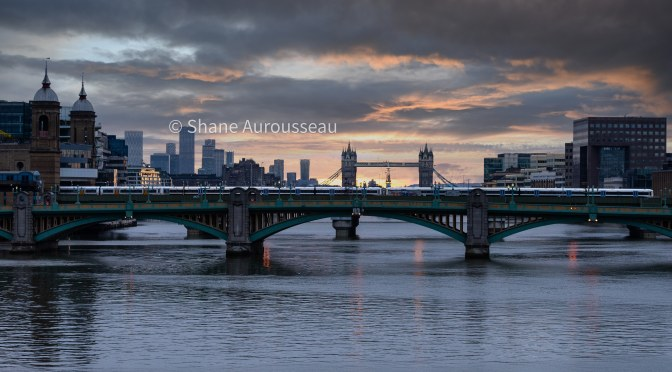 Around London – the River